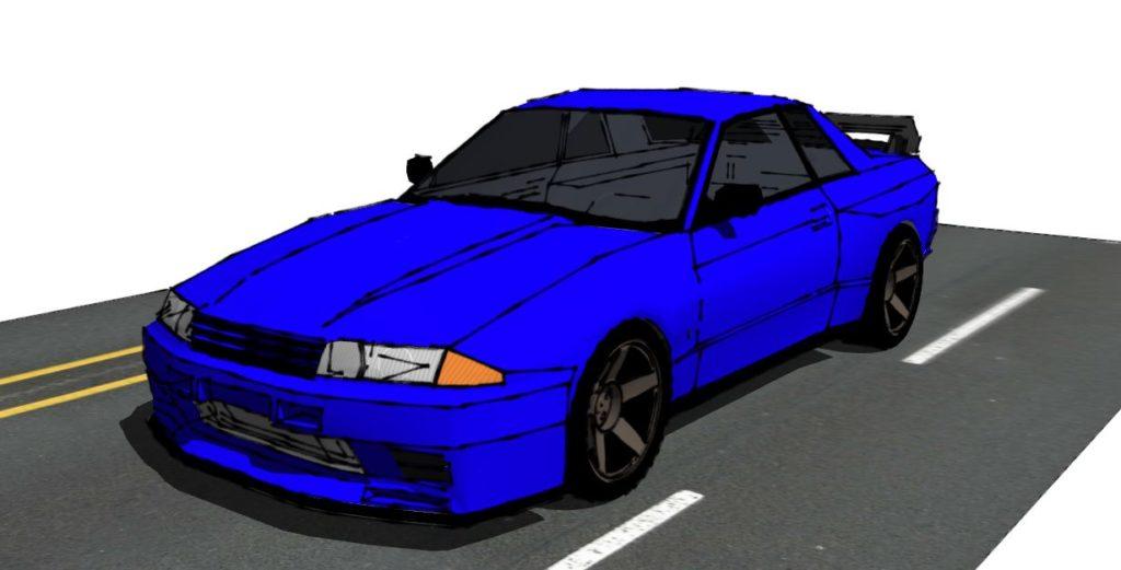 GTR R32