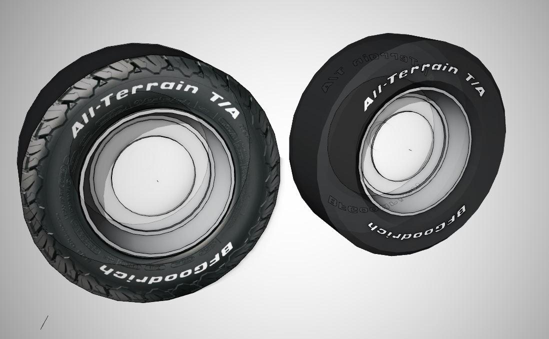 C10 tire